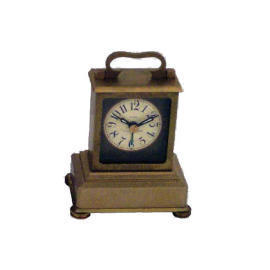 Brass table alarm clock (Латунь таблице будильника)