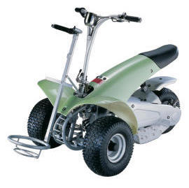 3-wheel electric cart