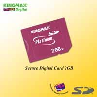 Secure Digital Card 2GB