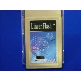 Linear Flash card (Линейная флэш-карта)