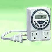 TM-6333 Digital Timer with Extension Cable Cord (ТМ-6333 Цифровой таймер с удлинителем шнура)