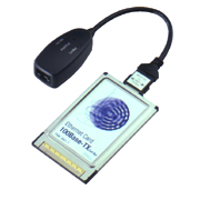 Fast Ethernet PC Card for Card Bus (Fast Ethernet PC Card для Card Bus)