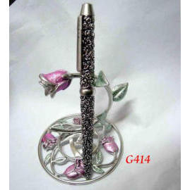 G-414 Metal Pen w/stand (Special Effect)