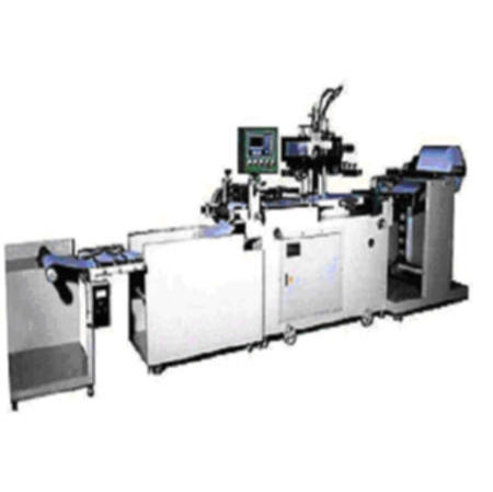 CNC AUTOMATIC CONTIUNOUS ROLLING SCREEN PRINTER