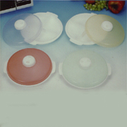 3 section dishes with lid YH-1002P (3 раздела блюда с крышкой YH 002P)