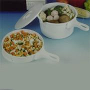 4 pcs Microwave Pot Set (4 шт Микроволновые Pot Set)