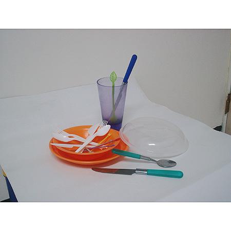 Plastic tableware (Пластиковая посуда)