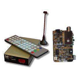 Mini DVB-T TV-STB Module (Мини DVB-T ТВ-STB модуль)