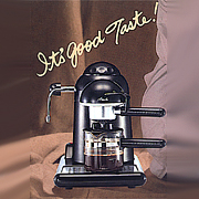 ES-5000 Espresso and Cappuccino Coffee Maker
