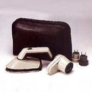 Travel Kit: Hair dryer & Iron A-1000 2 in 1 (Travel Kit: Фен & Iron A 000 2 в 1)
