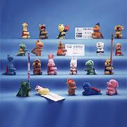 PVC Flocky Doll (ПВХ Flocky Doll)