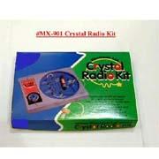 MX-901 Electronic Crystal Radio Kit (MX-901 Электронный кристалл радио Kit)