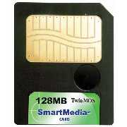 Smart Media Card (Smart Media Card)
