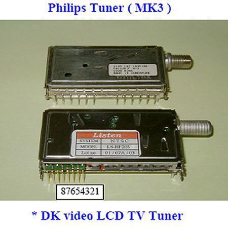 LCD TV Tuner