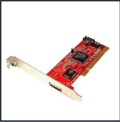 Serial ATA PCI Host Card