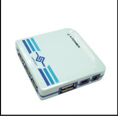 USB 2.0 4-Port Hi-Speed Hub
