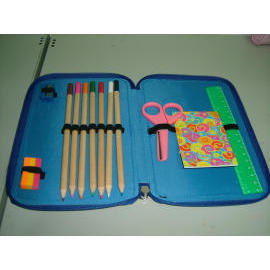 3D pencil case w/stationery (3D Пенал W / Канцтовары)