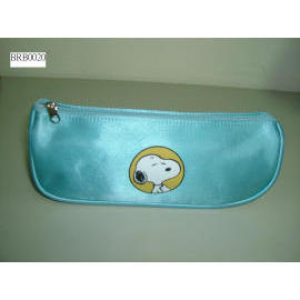satin pencil case
