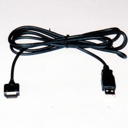 USB PDA Hotsync Cable,pda part,cable (КПК Hotsync USB кабель, кпк часть кабеля)