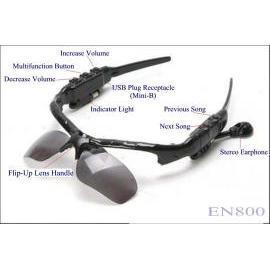 Bluetooth Hi-Fi Stereo Sunglasses (Привет Bluetooth-Fi стерео очки)