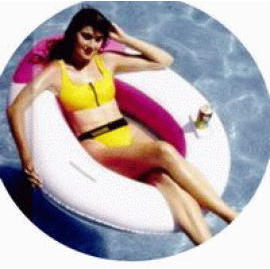 Oval Pool Chair