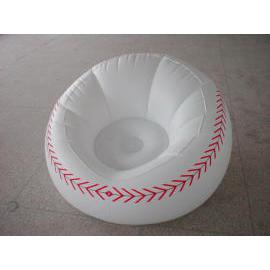 Inflatalbe Baseball Sofa (Inflatalbe Baseball Sofa)