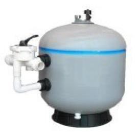 Fiberglass Sand filter (side-mount)
