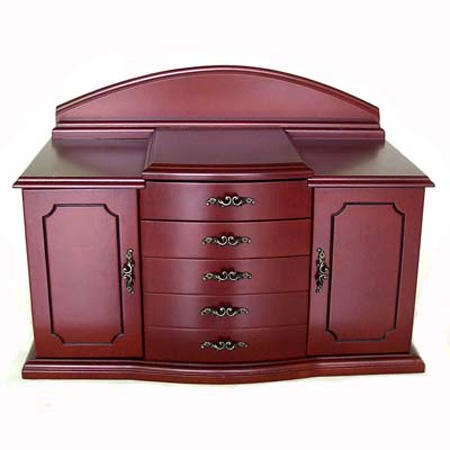 Black Cherry Wooden Jewelry Boxes (Bl k Cherry деревянные шкатулки)