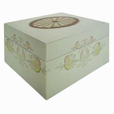 The Climbing Vine Hand Painted Box (Восхождение лозы ручной росписью Box)