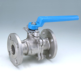 2-PC Flanged Ball Valve (2-PC фланцевый шаровой кран)