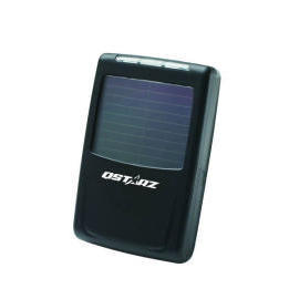 Mini Solar SiRF Star III Bluetooth GPS Receiver