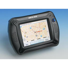 All-In-One SiRF Star III GPS Navigator