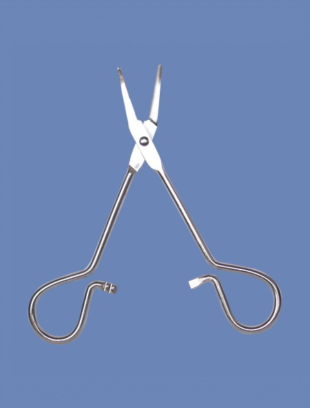 Kelly Hemostat, Curved - Disposable Instrument for Medical use (Kelly Hemostat, Curved - Einweg-Instrumenten für die medizinische Anwendung)