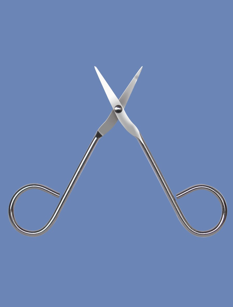 Sharp/Sharp Scissors - Disposable Instrument for Medical use (Sharp / Sharp Scheren - Einmal-Instrumenten für die medizinische Anwendung)