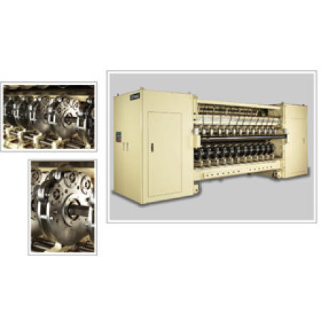 Combination Corrugating Machine
