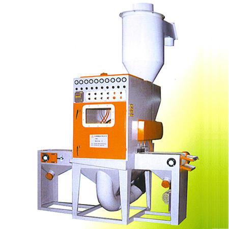 Chips Sand Blasting Machine (Chips Пескоструйная обработка машины)