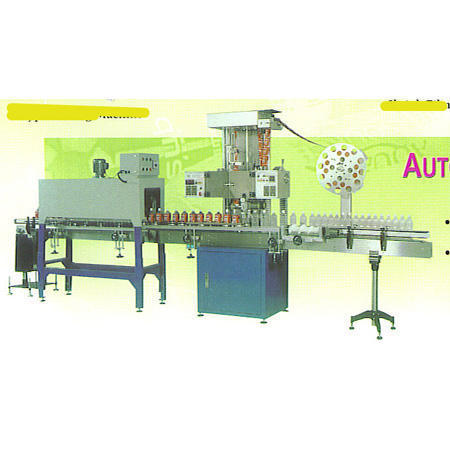 AUTO SLEEVING MACHINE