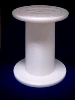 7'L Plastic Reel; 7' b(�q�l�M��) (7``L п)