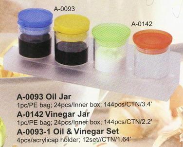 Oil & Vinegar Jar (Масло & уксус Jar)