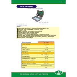 Automatic Level Control Trunk Amplifier (Автоматический контроль уровня магистральный усилитель)