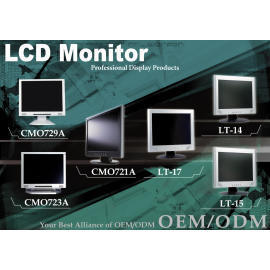 * OEM TFT LCD MONITORS * ALL SIZE OEM MONITORS