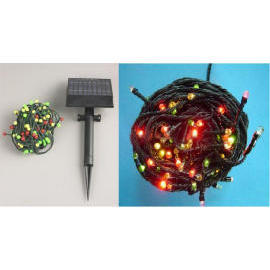 Solar Christmas Light(LED) (Солнечный свет Рождества (LED))