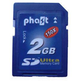 Phast Secure Digital Card, SD 150X 2GB