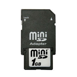 Phast Mini SD Card 1GB