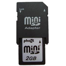 Phast Mini SD Card 2GB