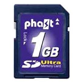 Phast Secure Digital Card, SD 1GB (Phast Secure Digital Card, SD 1GB)