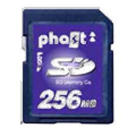 Phast Secure Digital Card, SD 256MB (Phast Secure Digital Card, SD 256MB)
