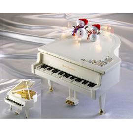 The Magical Christmas Piano