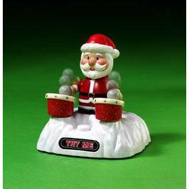 Drumming Santa (Drumming Санта)