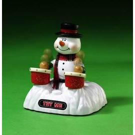 Drumming Snowman (Drumming Snowman)